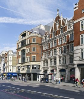 14 New Street City of London Refurbishment