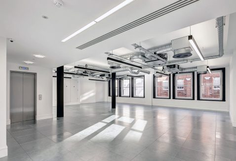 17-18 Henrietta Street Covent Garden Offices