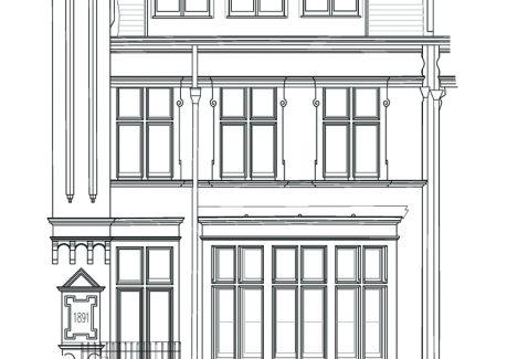 12 Herbert Crescent Knightsbridge elevation