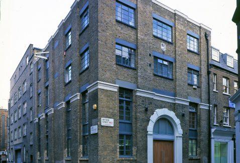 8-12 Dryden Street Covent Garden street view