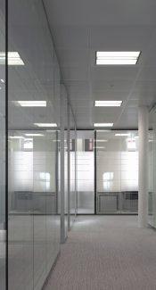 63 Brook Street Mayfair glazing