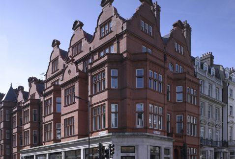 63 Brook Street Mayfair exterior