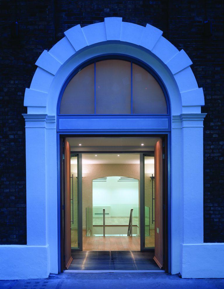 8-12 Dryden Street Covent Garden entrance