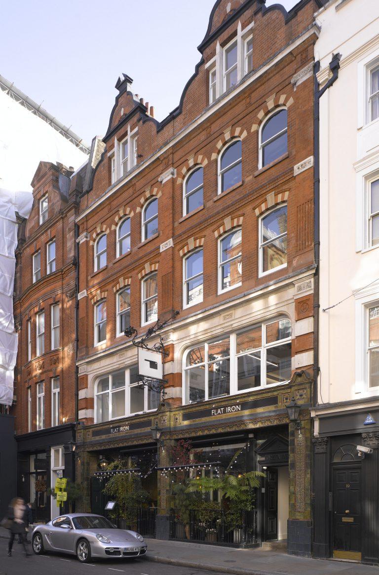 17-18 Henrietta Street Covent Garden Exterior View