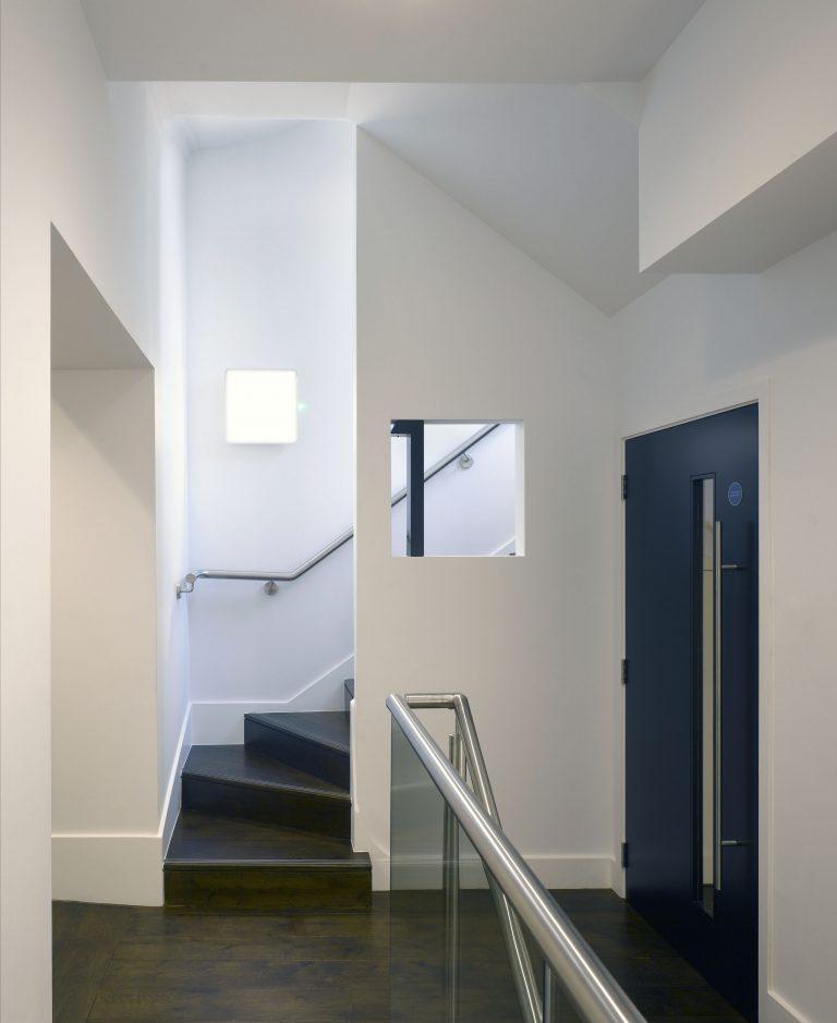 17-18 Henrietta Street Covent Garden Staircase View
