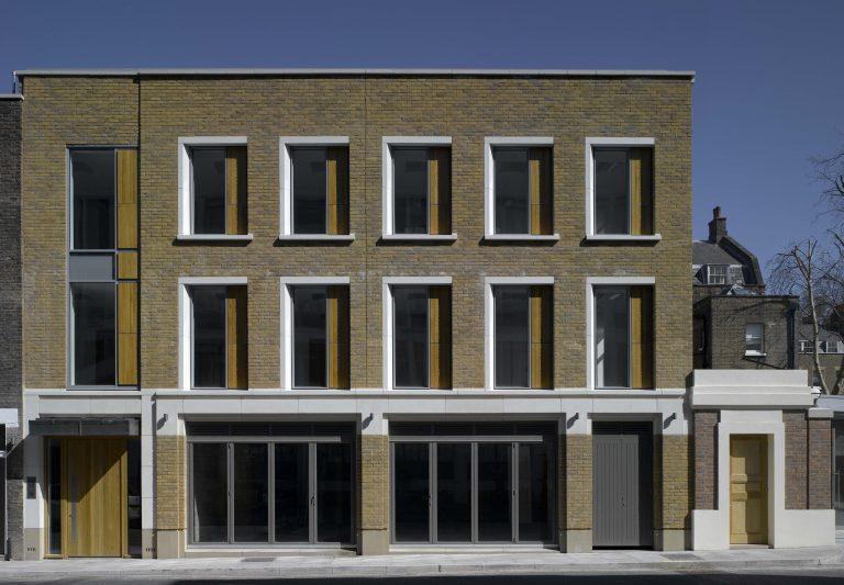 6 Store Street Bloomsbury London ridgmount elevation