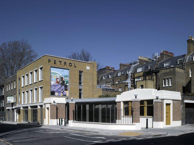 6 Store Street Bloomsbury London view