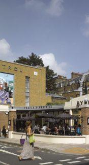 6 Store Street Bloomsbury London restaurant