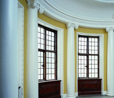 Holborn Hall, 193-197 High Holborn, London lobby